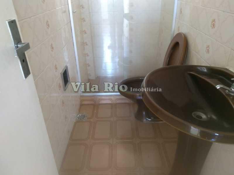 BANHEIRO - Apartamento 2 quartos à venda Penha Circular, Rio de Janeiro - R$ 245.000 - VAP20655 - 8