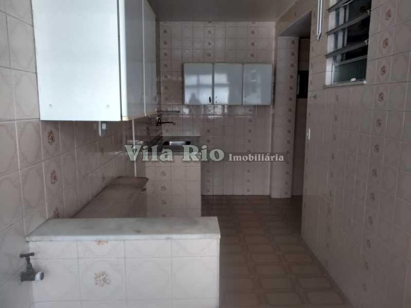 COZINHA 1 - Apartamento 2 quartos à venda Penha Circular, Rio de Janeiro - R$ 245.000 - VAP20655 - 9