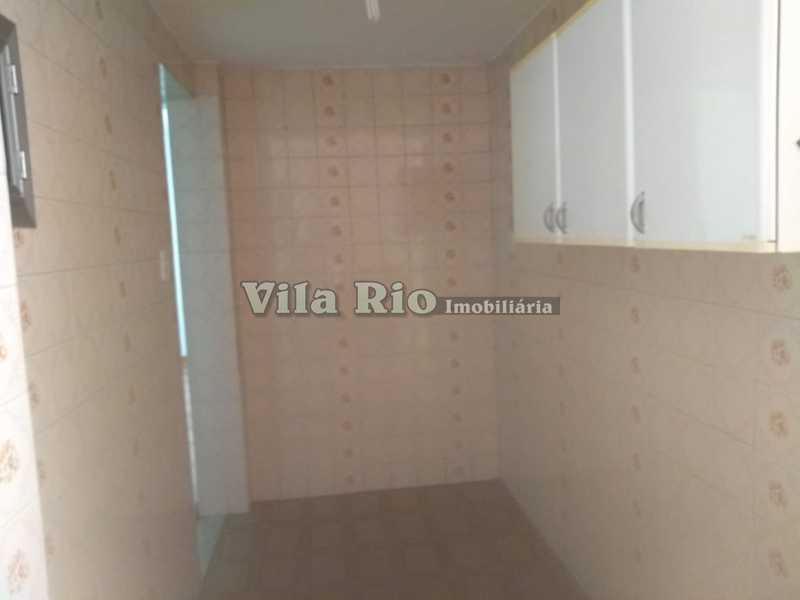 COZINHA. - Apartamento 2 quartos à venda Penha Circular, Rio de Janeiro - R$ 245.000 - VAP20655 - 12