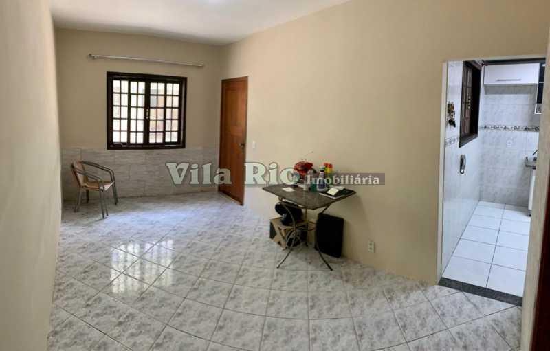 SALA 1 - Casa em Condomínio 2 quartos à venda Braz de Pina, Rio de Janeiro - R$ 295.000 - VCN20036 - 1