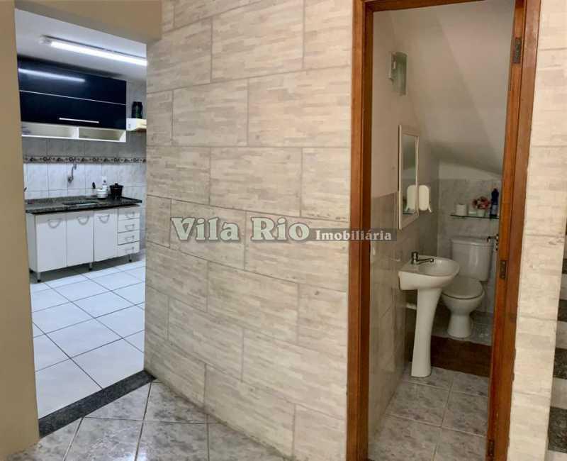 SALA 2 - Casa em Condomínio 2 quartos à venda Braz de Pina, Rio de Janeiro - R$ 295.000 - VCN20036 - 5