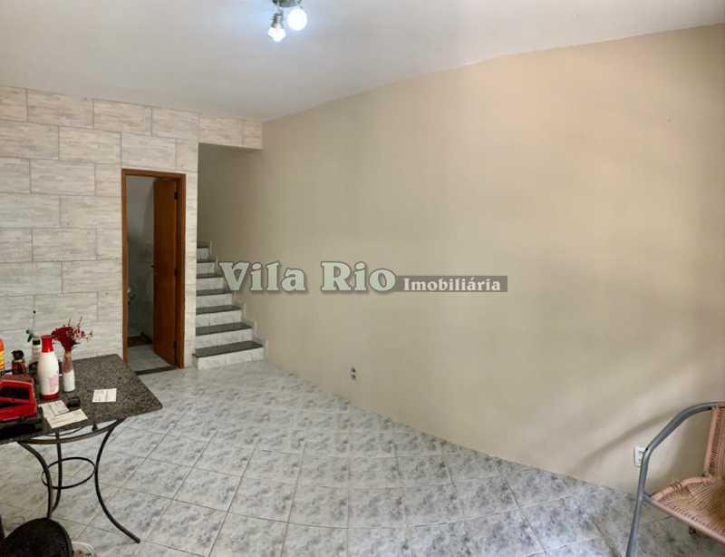 SALA 3 - Casa em Condomínio 2 quartos à venda Braz de Pina, Rio de Janeiro - R$ 295.000 - VCN20036 - 3