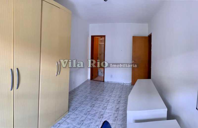 QUARTO 1 - Casa em Condomínio 2 quartos à venda Braz de Pina, Rio de Janeiro - R$ 295.000 - VCN20036 - 6