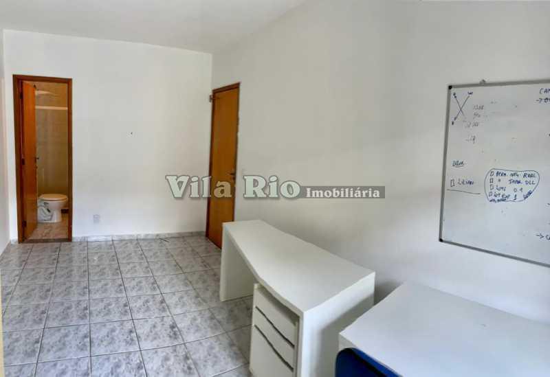 QUARTO 3 - Casa em Condomínio 2 quartos à venda Braz de Pina, Rio de Janeiro - R$ 295.000 - VCN20036 - 8