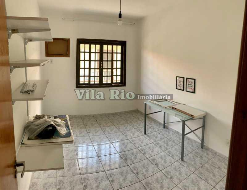 QUARTO 4 - Casa em Condomínio 2 quartos à venda Braz de Pina, Rio de Janeiro - R$ 295.000 - VCN20036 - 9