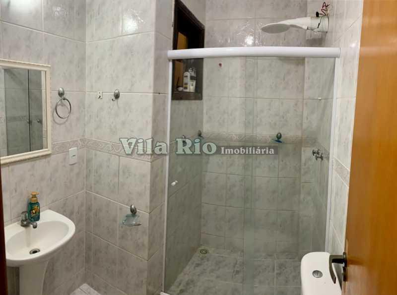 BANHEIRO 1 - Casa em Condomínio 2 quartos à venda Braz de Pina, Rio de Janeiro - R$ 295.000 - VCN20036 - 11