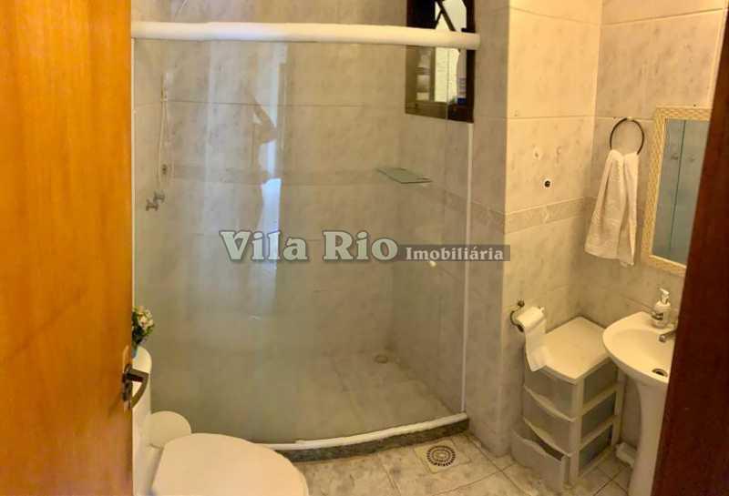 BANHEIRO 2 - Casa em Condomínio 2 quartos à venda Braz de Pina, Rio de Janeiro - R$ 295.000 - VCN20036 - 12