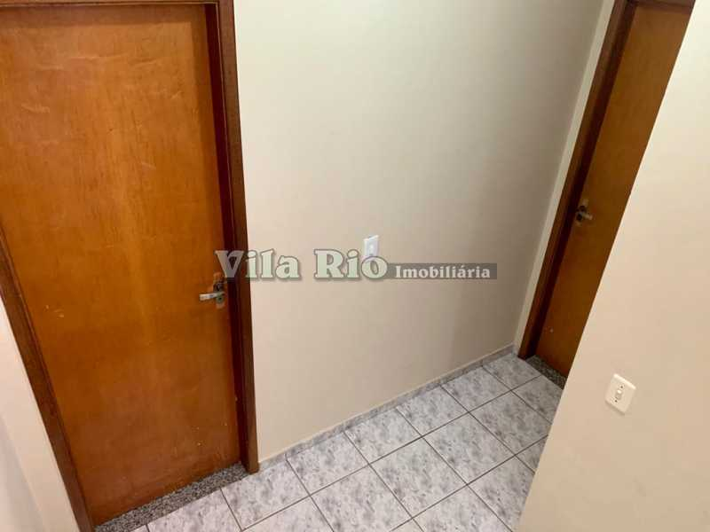 CIRCULAÇÃO 1 - Casa em Condomínio 2 quartos à venda Braz de Pina, Rio de Janeiro - R$ 295.000 - VCN20036 - 13