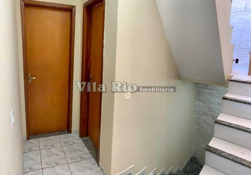 CIRCULAÇÃO 2 - Casa em Condomínio 2 quartos à venda Braz de Pina, Rio de Janeiro - R$ 295.000 - VCN20036 - 14