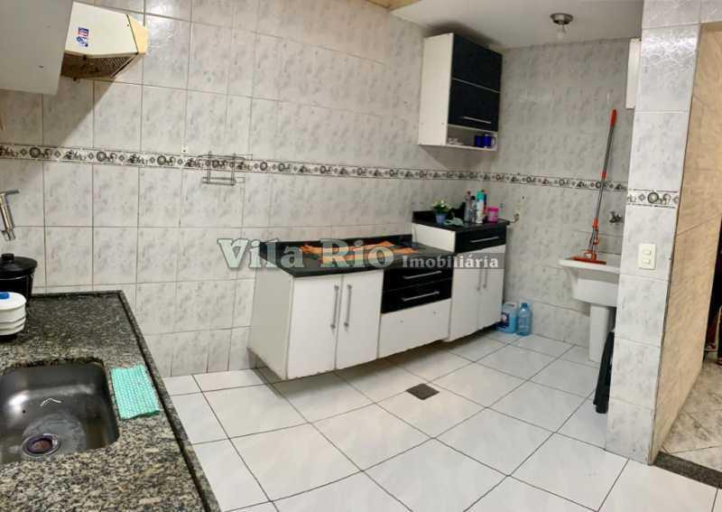 COZINHA 1 - Casa em Condomínio 2 quartos à venda Braz de Pina, Rio de Janeiro - R$ 295.000 - VCN20036 - 15