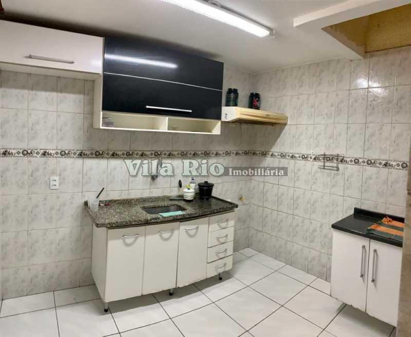 COZINHA 2 - Casa em Condomínio 2 quartos à venda Braz de Pina, Rio de Janeiro - R$ 295.000 - VCN20036 - 16