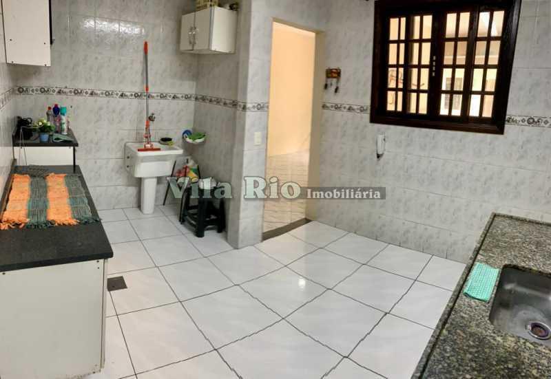 COZINHA 3 - Casa em Condomínio 2 quartos à venda Braz de Pina, Rio de Janeiro - R$ 295.000 - VCN20036 - 17