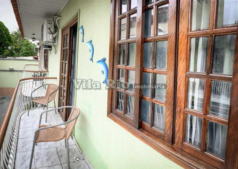 VARANDA - Casa em Condomínio 2 quartos à venda Braz de Pina, Rio de Janeiro - R$ 295.000 - VCN20036 - 19