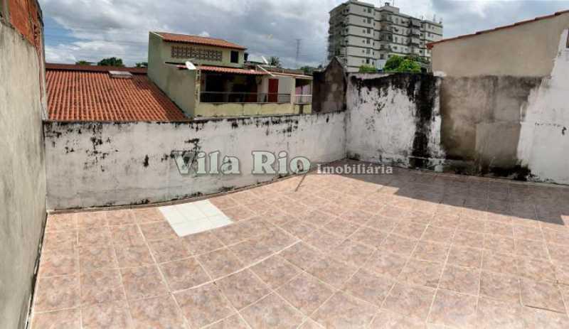 TERRAÇO 1 - Casa em Condomínio 2 quartos à venda Braz de Pina, Rio de Janeiro - R$ 295.000 - VCN20036 - 20