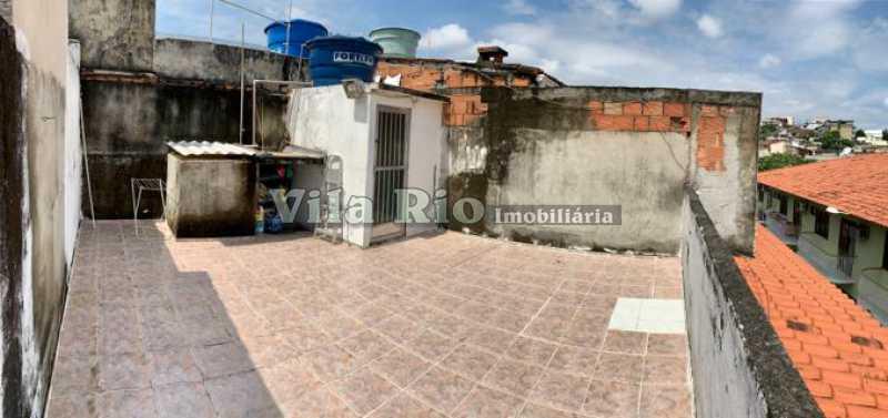 TERRAÇO 2 - Casa em Condomínio 2 quartos à venda Braz de Pina, Rio de Janeiro - R$ 295.000 - VCN20036 - 21