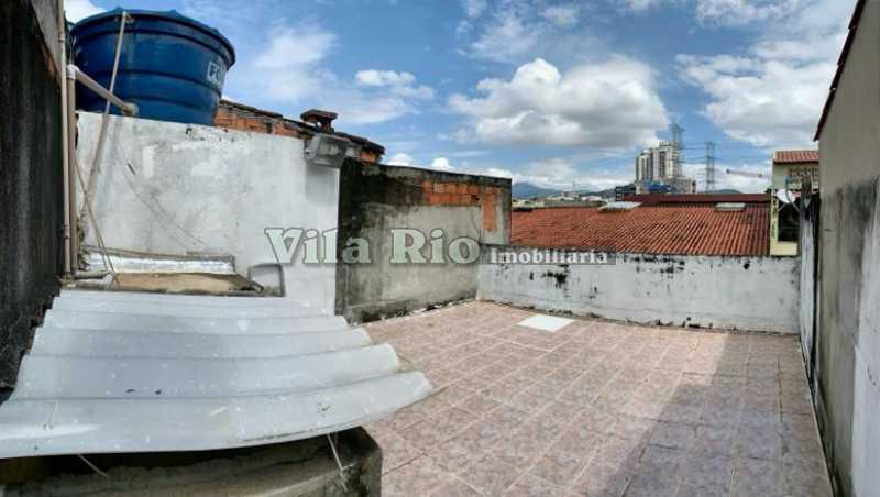 TERRAÇO 3 - Casa em Condomínio 2 quartos à venda Braz de Pina, Rio de Janeiro - R$ 295.000 - VCN20036 - 22