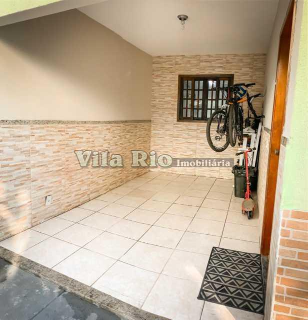 GARAGEM 2 - Casa em Condomínio 2 quartos à venda Braz de Pina, Rio de Janeiro - R$ 295.000 - VCN20036 - 24