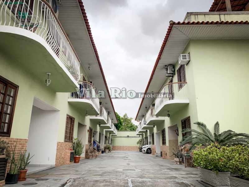 CONDOMÍNIO 1 - Casa em Condomínio 2 quartos à venda Braz de Pina, Rio de Janeiro - R$ 295.000 - VCN20036 - 26