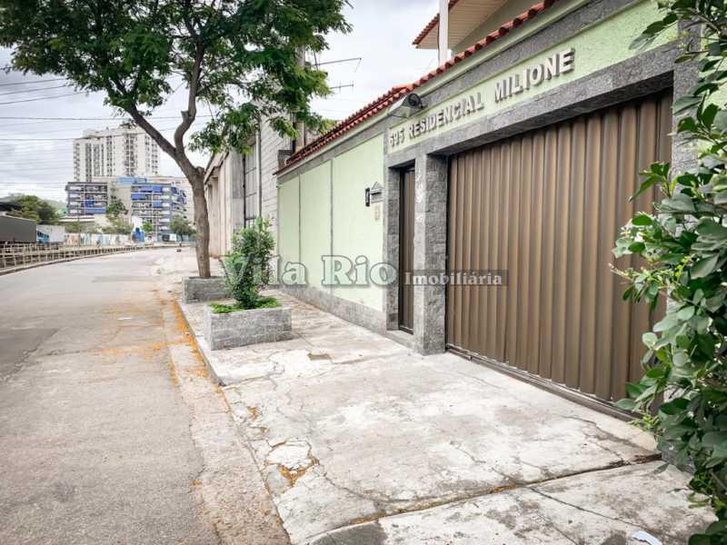 FRENTE - Casa em Condomínio 2 quartos à venda Braz de Pina, Rio de Janeiro - R$ 295.000 - VCN20036 - 30