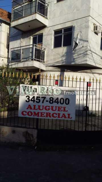 FACHADA 1. - Sala Comercial 20m² para alugar Penha Circular, Rio de Janeiro - R$ 350 - VSL00024 - 1