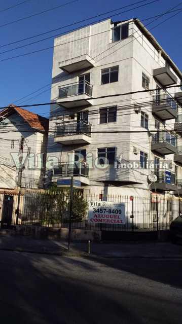 FACHADA 2. - Sala Comercial 20m² para alugar Penha Circular, Rio de Janeiro - R$ 350 - VSL00024 - 3