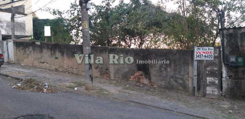 TERRENO 1. - Terreno Comercial 350m² à venda Irajá, Rio de Janeiro - R$ 320.000 - VTC00002 - 1