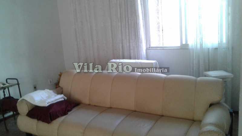 SALA 1 - Casa 3 quartos à venda Vila da Penha, Rio de Janeiro - R$ 500.000 - VCA30075 - 1