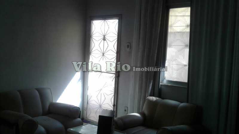 SALA 3 - Casa 3 quartos à venda Vila da Penha, Rio de Janeiro - R$ 500.000 - VCA30075 - 4