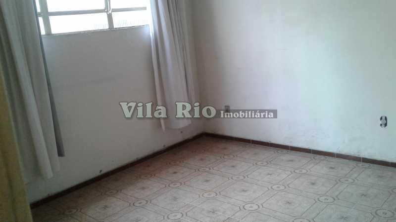 QUARTO 2 - Casa 3 quartos à venda Vila da Penha, Rio de Janeiro - R$ 500.000 - VCA30075 - 6