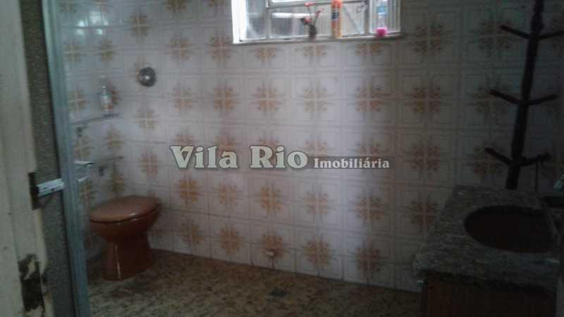 BANHEIRO - Casa 3 quartos à venda Vila da Penha, Rio de Janeiro - R$ 500.000 - VCA30075 - 9