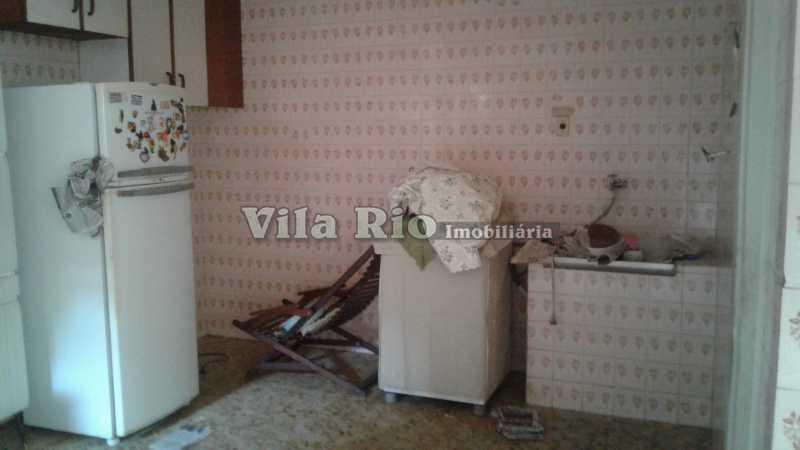 COZINHA 1 - Casa 3 quartos à venda Vila da Penha, Rio de Janeiro - R$ 500.000 - VCA30075 - 10