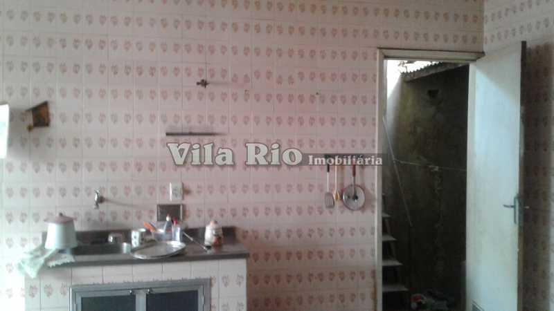 COZINHA 2 - Casa 3 quartos à venda Vila da Penha, Rio de Janeiro - R$ 500.000 - VCA30075 - 11