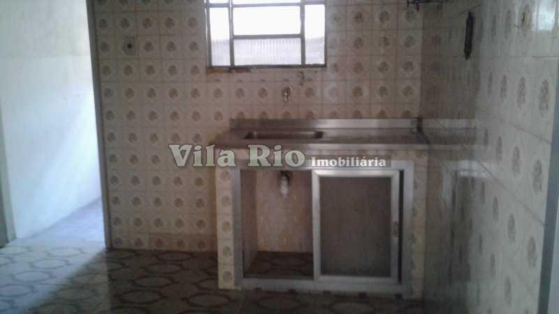 COZINHA1 1 - Casa 3 quartos à venda Vila da Penha, Rio de Janeiro - R$ 500.000 - VCA30075 - 12