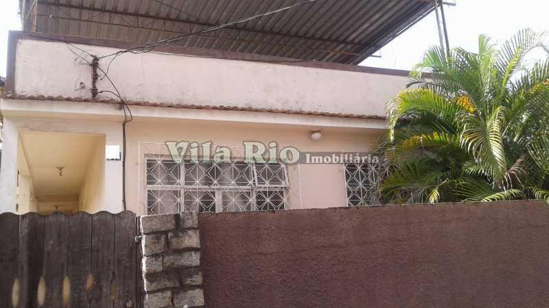 FRENTE 2 - Casa 3 quartos à venda Vila da Penha, Rio de Janeiro - R$ 500.000 - VCA30075 - 24