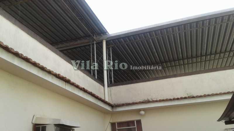 TERRAÇO 3 - Casa 3 quartos à venda Vila da Penha, Rio de Janeiro - R$ 500.000 - VCA30075 - 22