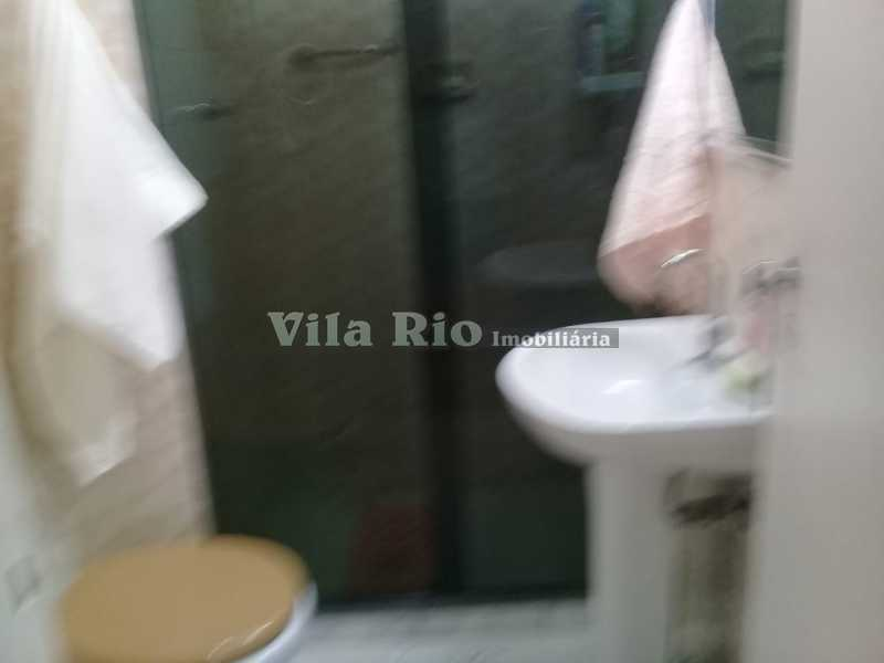 BANHEIRO. - Apartamento 2 quartos à venda Olaria, Rio de Janeiro - R$ 290.000 - VAP20663 - 7