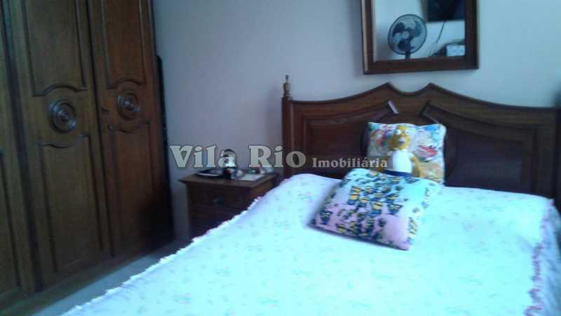 QUARTO 1 - Casa 3 quartos à venda Parada de Lucas, Rio de Janeiro - R$ 600.000 - VCA30076 - 4