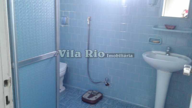 BANHEIRO - Casa 3 quartos à venda Parada de Lucas, Rio de Janeiro - R$ 600.000 - VCA30076 - 8