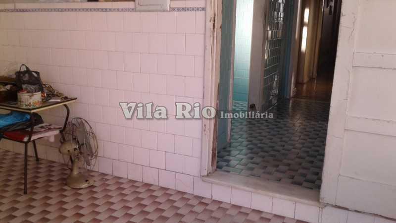 CIRCULAÇÃO - Casa 3 quartos à venda Parada de Lucas, Rio de Janeiro - R$ 600.000 - VCA30076 - 9