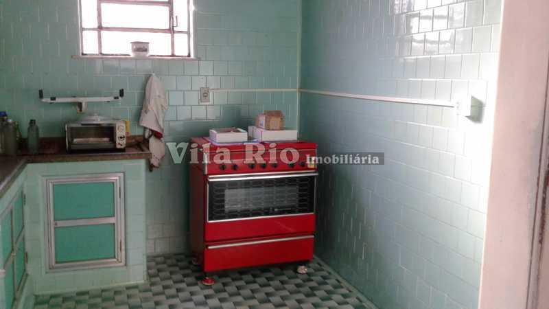 COZINHA 1 - Casa 3 quartos à venda Parada de Lucas, Rio de Janeiro - R$ 600.000 - VCA30076 - 10