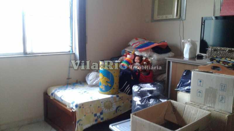 QUARTO 1 - Casa 2 quartos à venda Parada de Lucas, Rio de Janeiro - R$ 600.000 - VCA20063 - 3