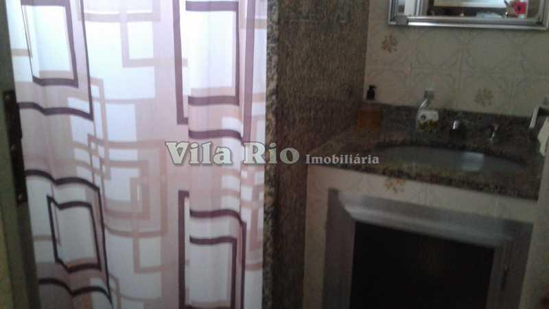 BANHEIRO - Casa 2 quartos à venda Parada de Lucas, Rio de Janeiro - R$ 600.000 - VCA20063 - 7