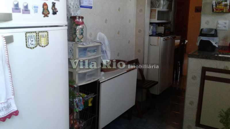 COZINHA 1 - Casa 2 quartos à venda Parada de Lucas, Rio de Janeiro - R$ 600.000 - VCA20063 - 8
