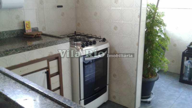 COZINHA 3 - Casa 2 quartos à venda Parada de Lucas, Rio de Janeiro - R$ 600.000 - VCA20063 - 9