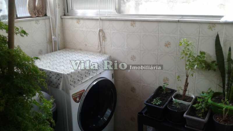 AREA - Casa 2 quartos à venda Parada de Lucas, Rio de Janeiro - R$ 600.000 - VCA20063 - 10