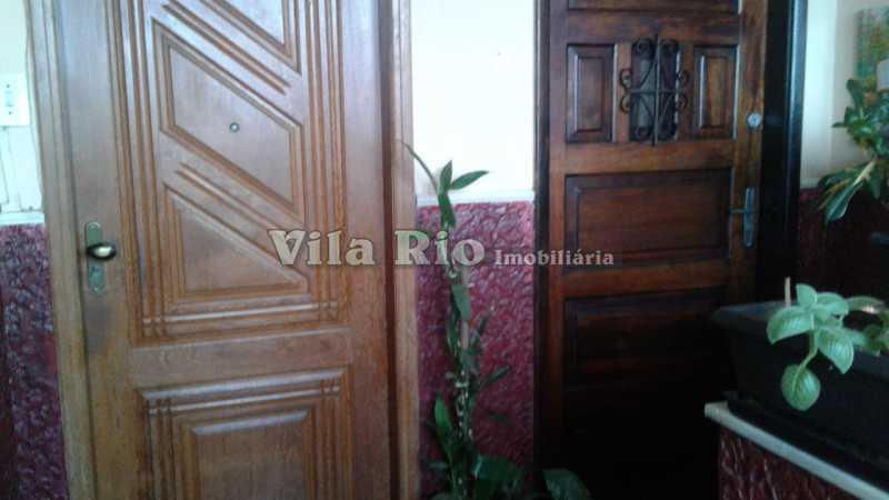 ENTRADA - Casa 2 quartos à venda Parada de Lucas, Rio de Janeiro - R$ 600.000 - VCA20063 - 11