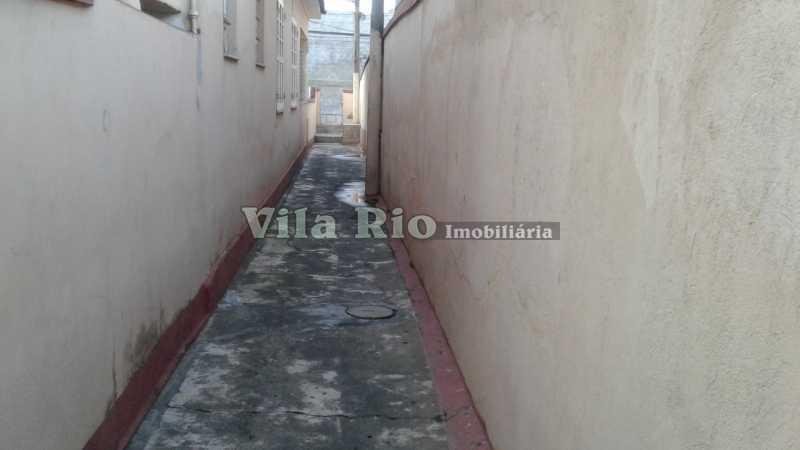 LATERAL 1 - Casa 2 quartos à venda Parada de Lucas, Rio de Janeiro - R$ 600.000 - VCA20063 - 12