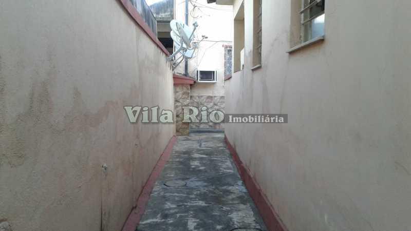 LATERAL 2 - Casa 2 quartos à venda Parada de Lucas, Rio de Janeiro - R$ 600.000 - VCA20063 - 13