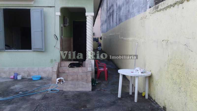 CASA 1 - Casa 2 quartos à venda Parada de Lucas, Rio de Janeiro - R$ 600.000 - VCA20063 - 14