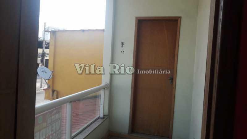 VARANDA. - Casa 3 quartos à venda Irajá, Rio de Janeiro - R$ 600.000 - VCA30077 - 22